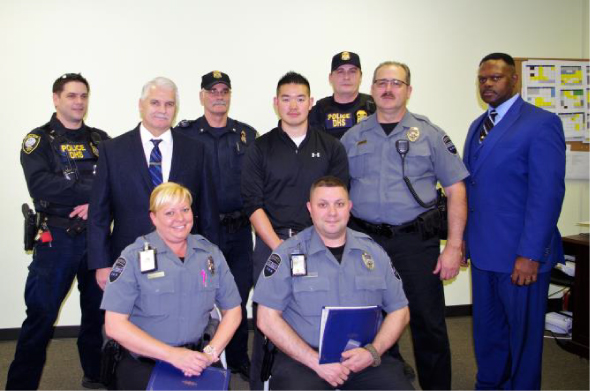 MAXSENT RECOGNIZES ANCHORAGE PSO'S